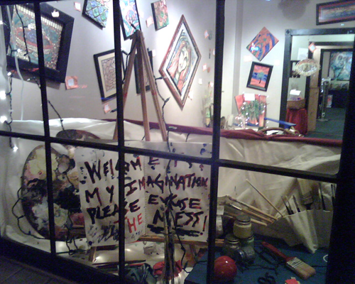 Window Display 2007