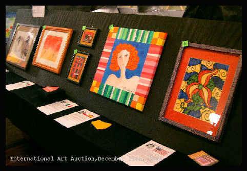 International Art Auction Oregon 2005