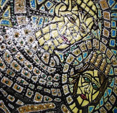 Saint Anthony Texture